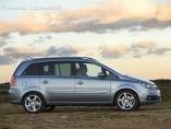 Gruppe: M, Opel - Zafira - 1.9 CDTI