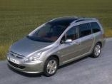 Group: F, Peugeot - 307 SW - 1.6