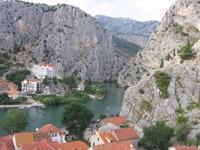 kanjon Cetine - Omiš (autobusom)